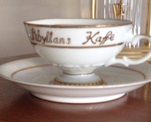 Sibyllans kaffekopp
