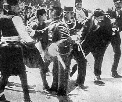 711px-Gavrilo_Princip_captured_in_Sarajevo_1914
