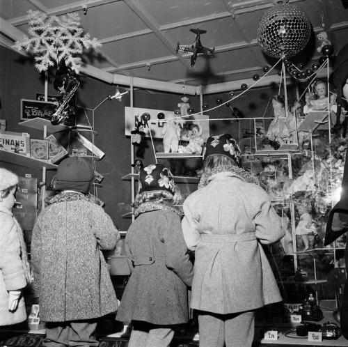 SSMSVD036170S Nk julskyltning 1956
